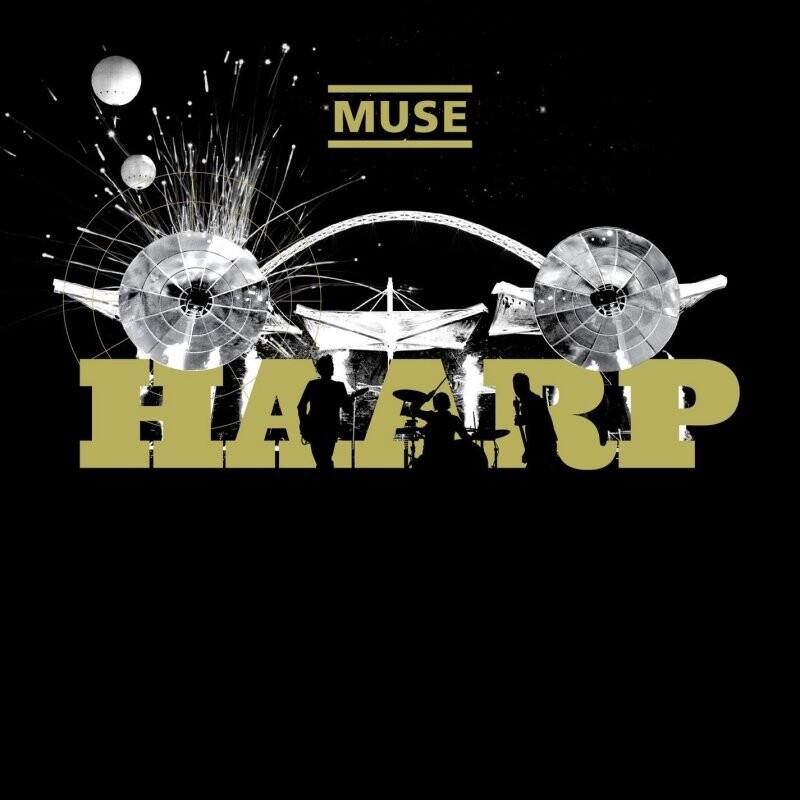Muse - Haarp-live At Wembley (cd+dvd) - CD