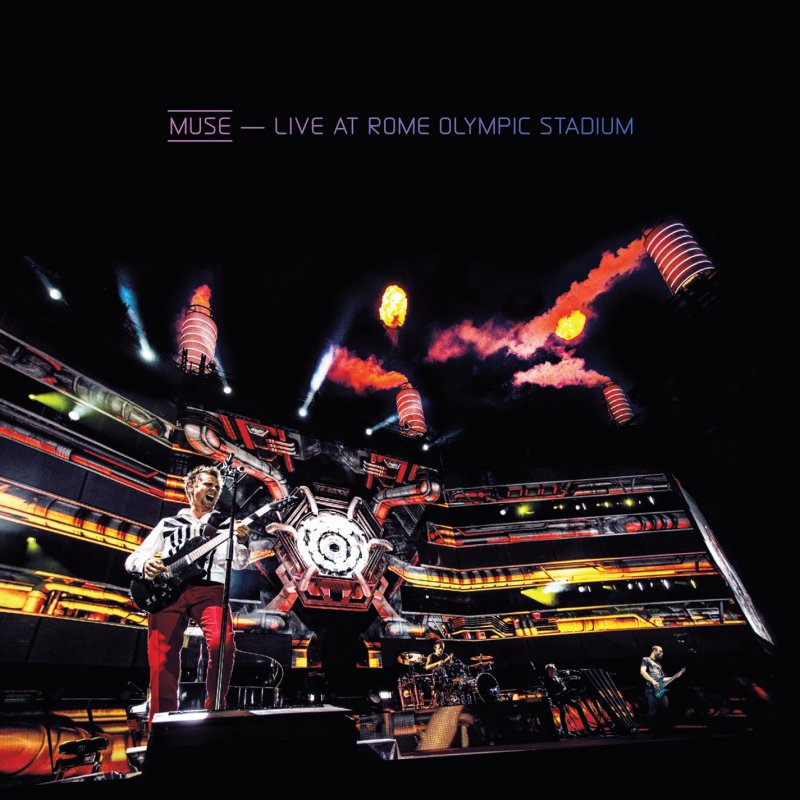 Billede af Muse Live At Rome Olympic Museum + Cd - Blu-Ray
