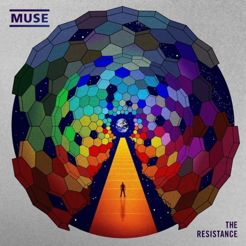 Image of   Muse - The Resistance - Deluxe - CD