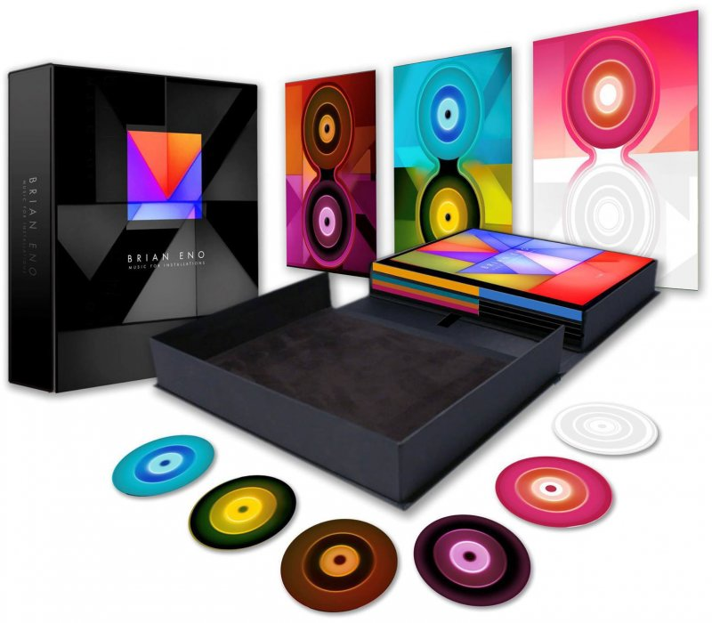 Image of   Brian Eno - Music For Installations - CD