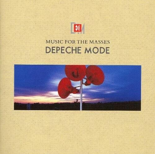 Image of   Depeche Mode - Music For The Masses - CD