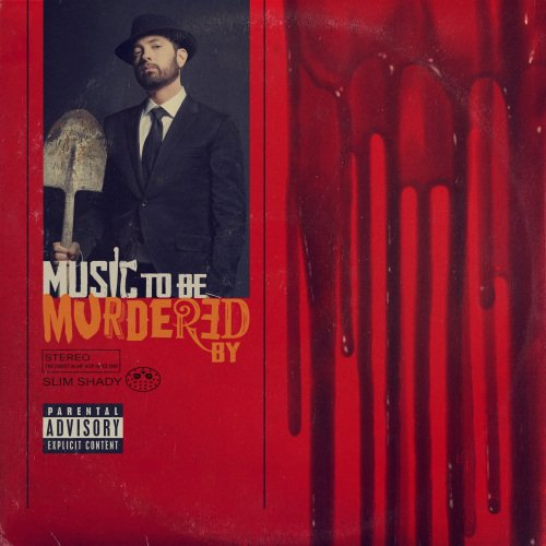 Image of   Eminem - Music To Be Murdered By - CD