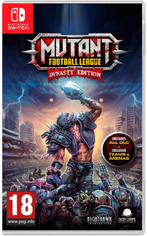 Image of   Mutant Football League: Dynasty Edition - Nintendo Switch
