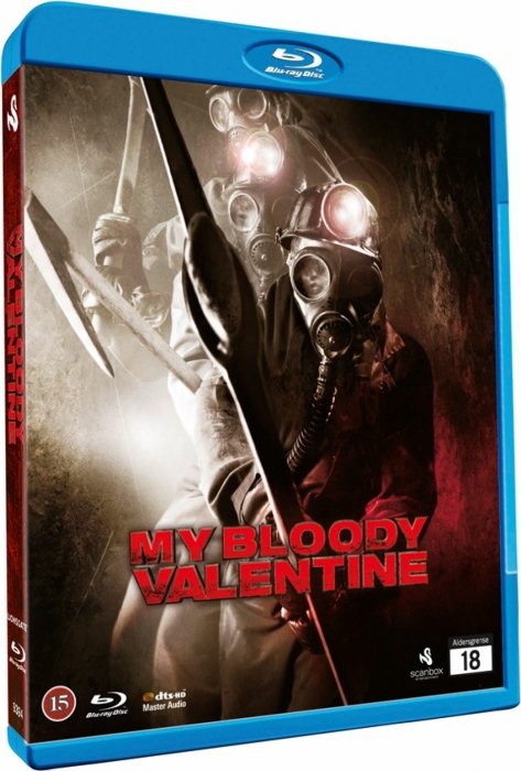 Image of   My Bloody Valentine - Blu-Ray