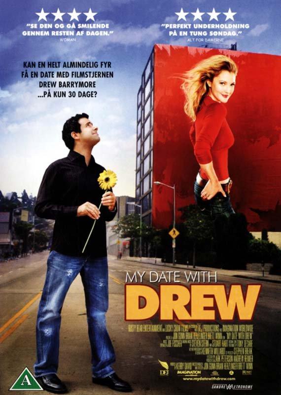 Image of   My Date With Drew - DVD - Film