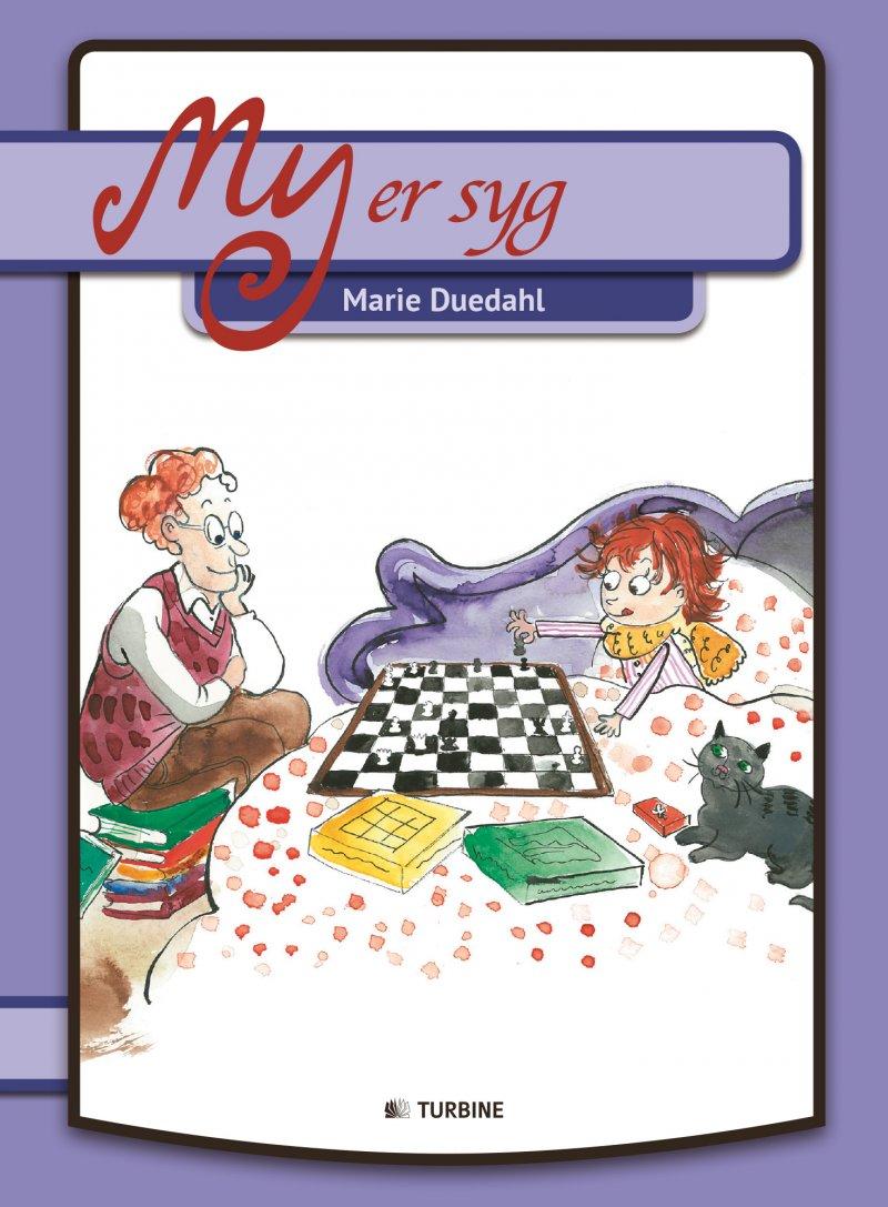 My Er Syg - Marie Duedahl - Bog