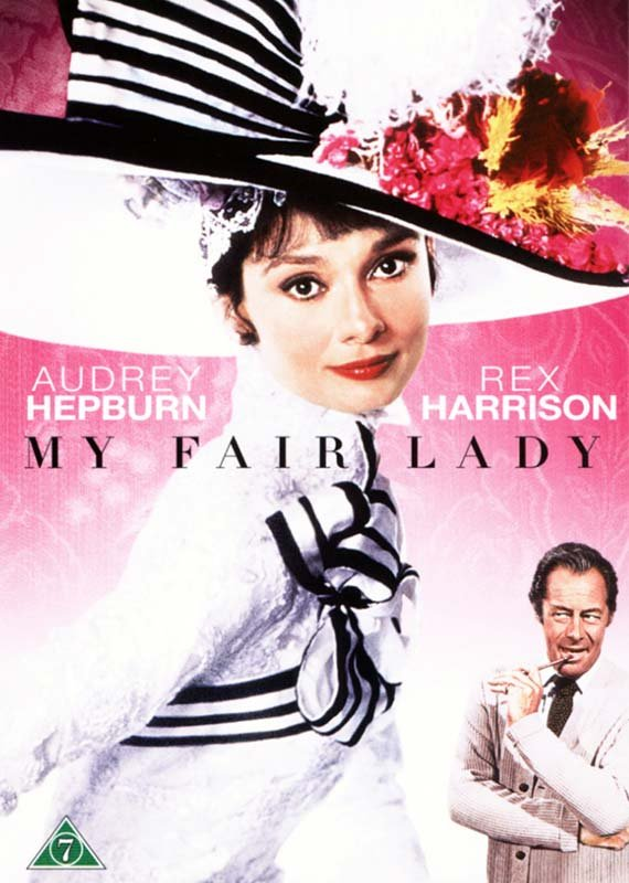 Image of   My Fair Lady - DVD - Film