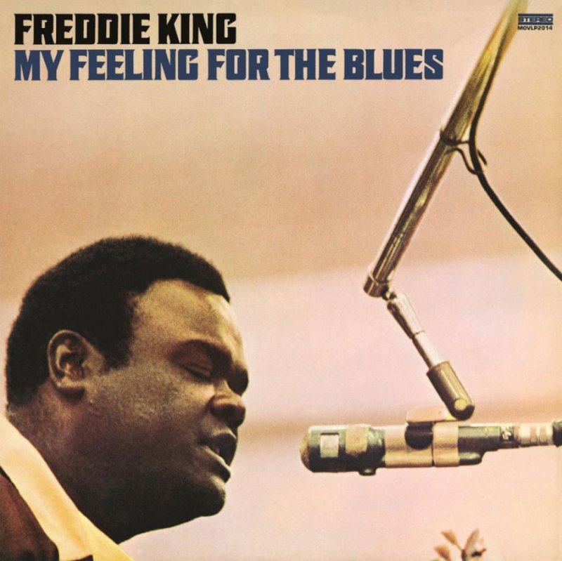 Image of   Freddie King - My Feeling For The Blues - Vinyl / LP