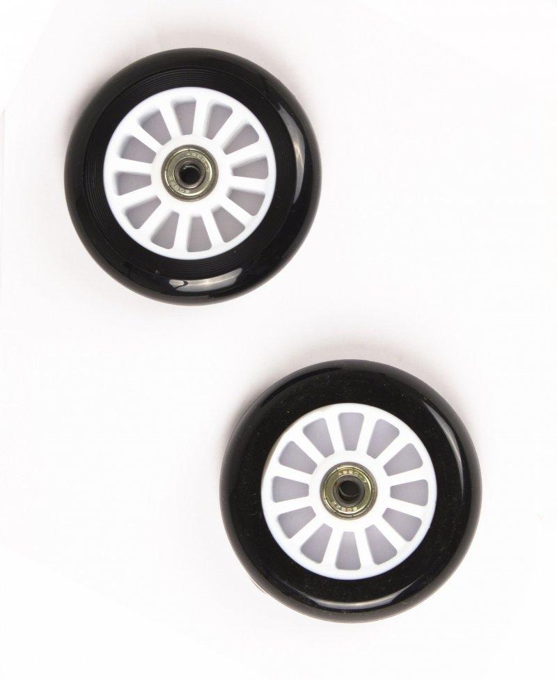 Billede af My Hood - 2 Hjul Til Trick Løbehjul - 100 Mm - Sort Hvid