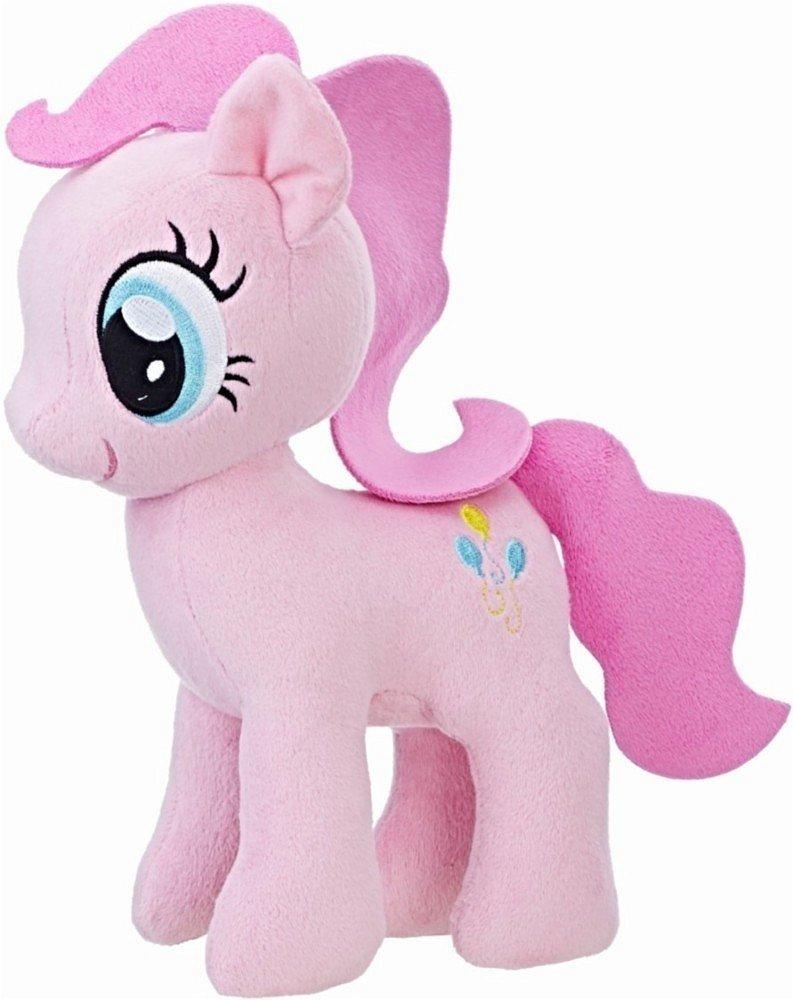 My Little Pony - Blød Pony Bamse - Pinkie Pie - 25 Cm