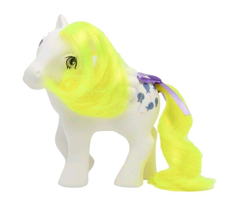 My Little Pony Heste Figur - Retro Surprise
