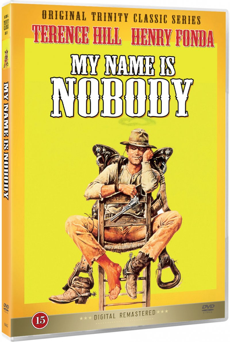 Image of   My Name Is Nobody - DVD - Film
