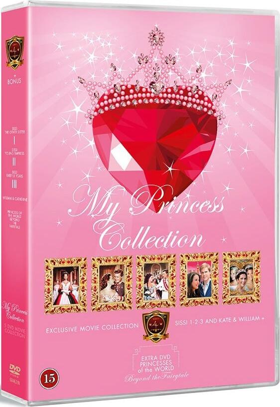 Billede af My Princess Collection - DVD - Film