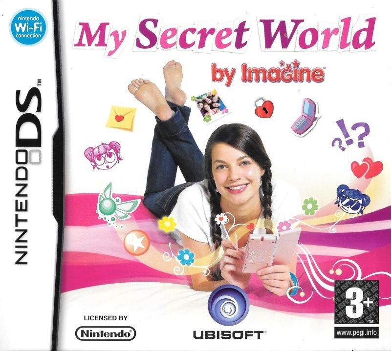 My Secret World - Nintendo DS