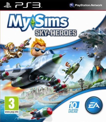 Image of   My Sims - Skyheroes - PS3