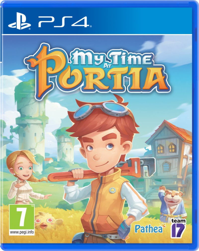 Image of   My Time At Portia - PS4