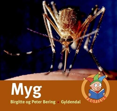 Image of   Myg - Fagfilur - Peter Bering - Bog