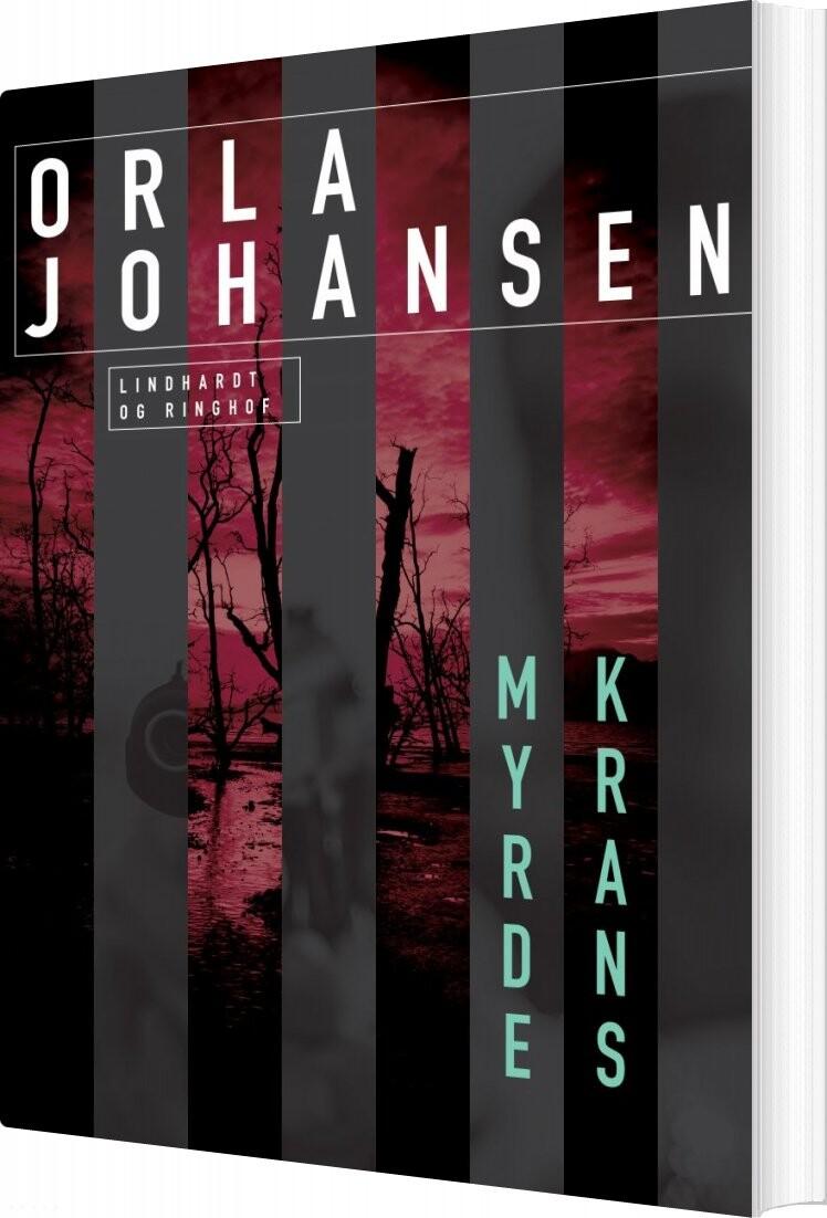 Myrdekrans - Orla Johansen - Bog
