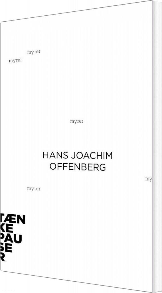 Billede af Myrer - Hans Joachim Offenberg - Bog