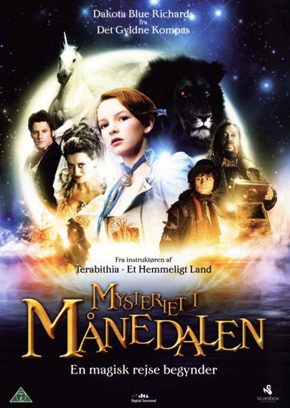 Image of   Mysteriet I Månedalen - DVD - Film