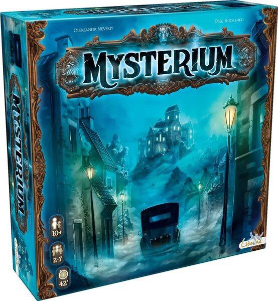 Mysterium - Brætspil - Nordisk