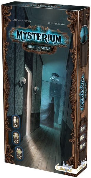 Mysterium: Hidden Signs - Brætspil