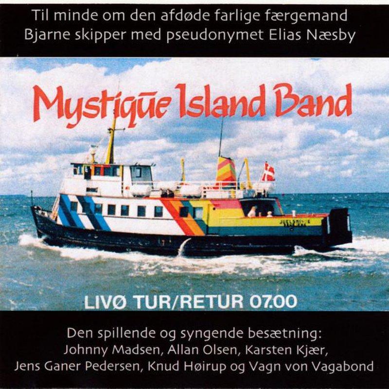 Image of   Mystique Island Band - Livø Tur/retur 07.00 - Limited Edition - Vinyl / LP