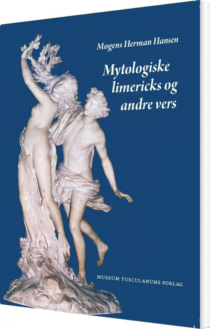 Image of   Mytologiske Limericks Og Andre Vers - Mogens Herman Hansen - Bog