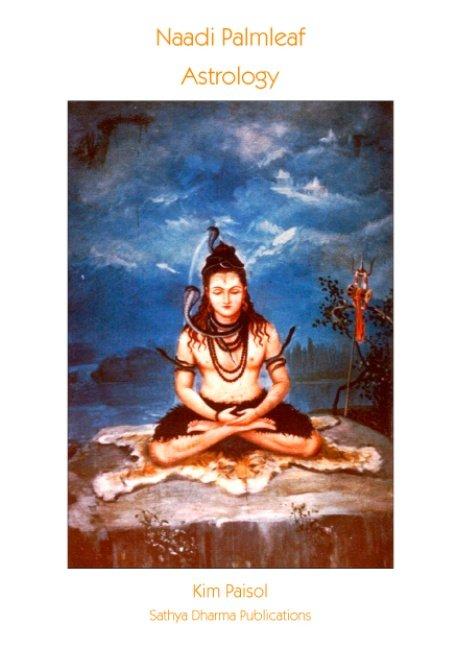 Image of   Naadi Palmleaf Astrology - Kim Paisol - Bog