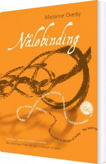 Nålebinding - Marianne Overby - Bog