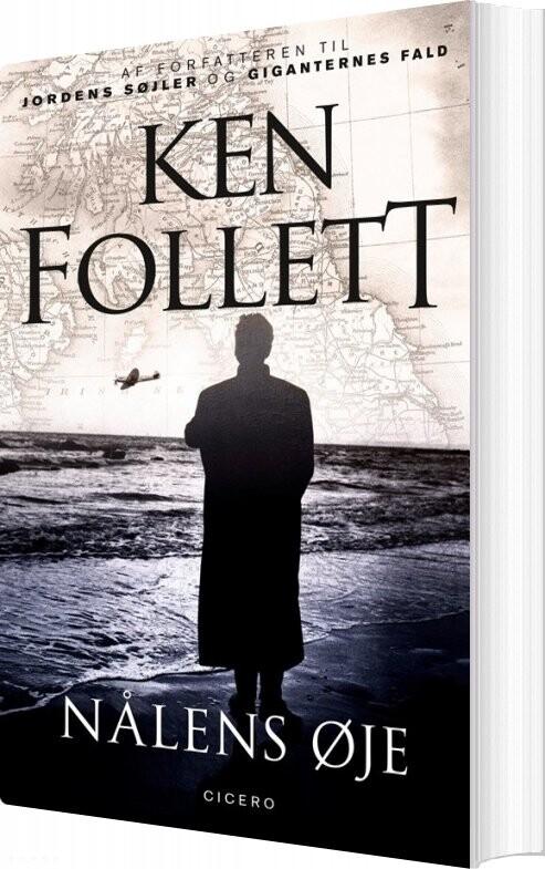 Nålens øje - Ken Follett - Bog
