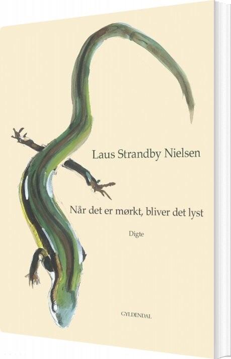 Når Det Er Mørkt, Bliver Det Lyst - Laus Strandby Nielsen - Bog