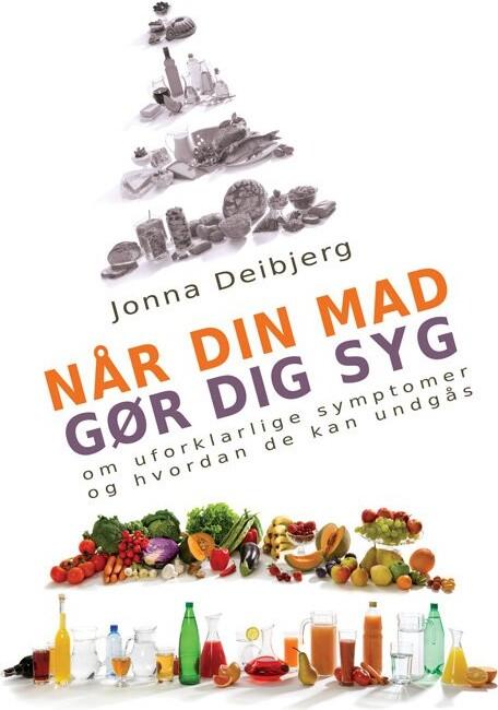 Image of   Når Din Mad Gør Dig Syg - Jonna Deibjerg - Bog