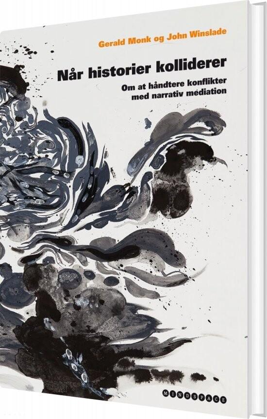 Når Historier Kolliderer - Gerald Monk - Bog