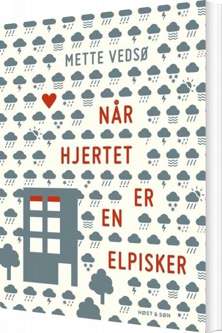 Billede af Når Hjertet Er En Elpisker - Mette Vedsø - Bog