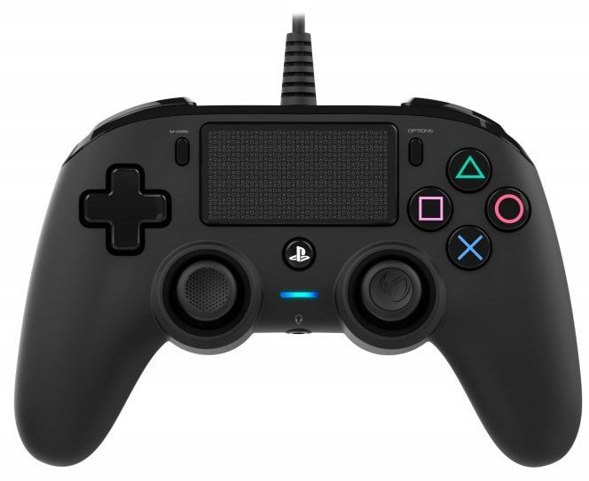 Image of   Nacon Compact Ps4 Controller - Sort