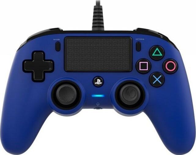 Image of   Nacon Compact Controller (blue)