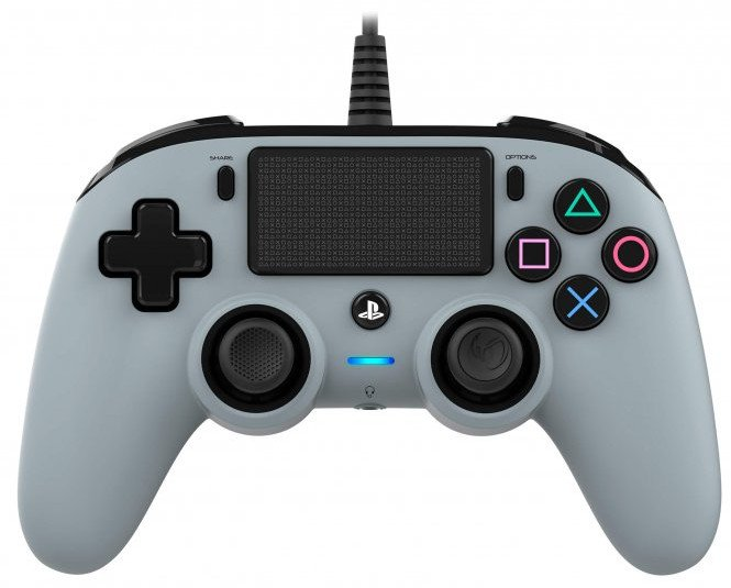 Image of   Nacon Compact Ps4 Controller - Grå