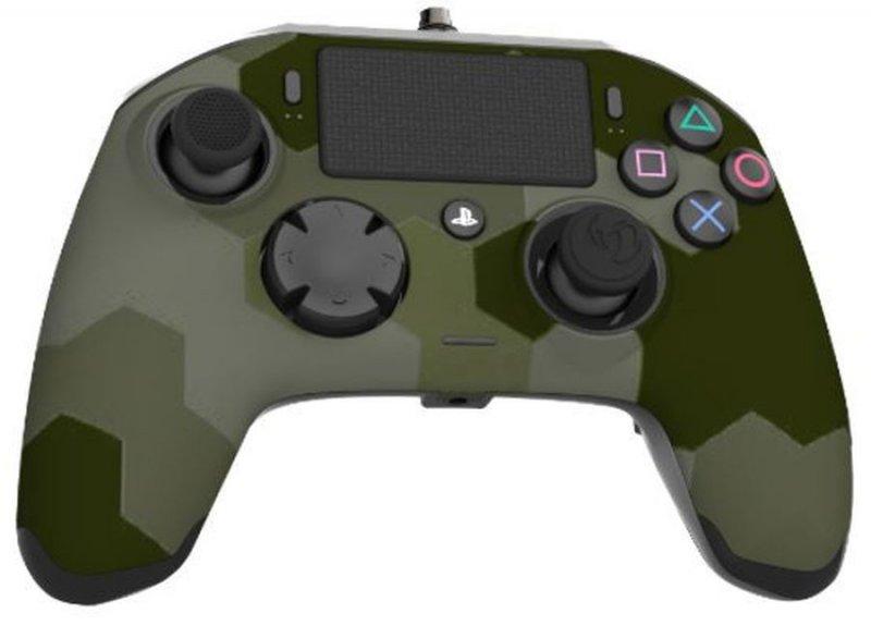 Nacon Revolution Pro Ps4 Controller - Camouflagegrøn