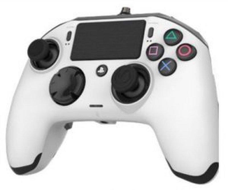 Nacon Revolution Pro Ps4 Controller - Hvid