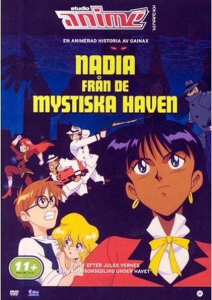 Billede af Nadia - The Secret Of Bluewater - DVD - Film