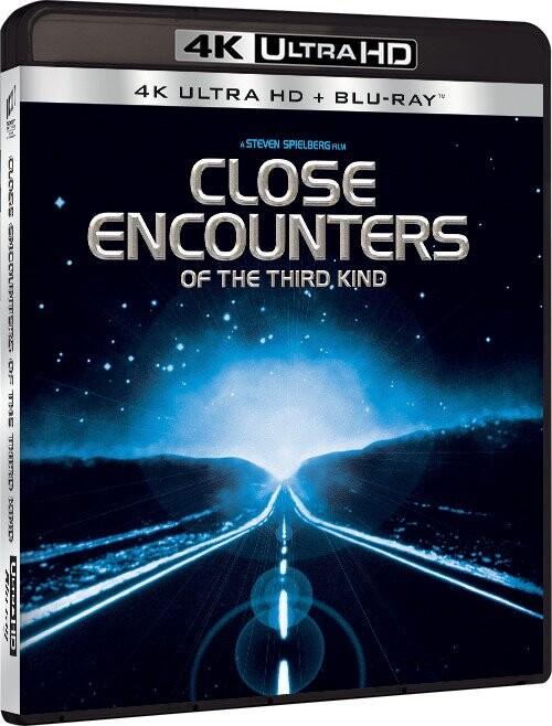 Image of   Nærkontakt Af Tredje Grad / Close Encounters Of The Third Kind - 4K Blu-Ray