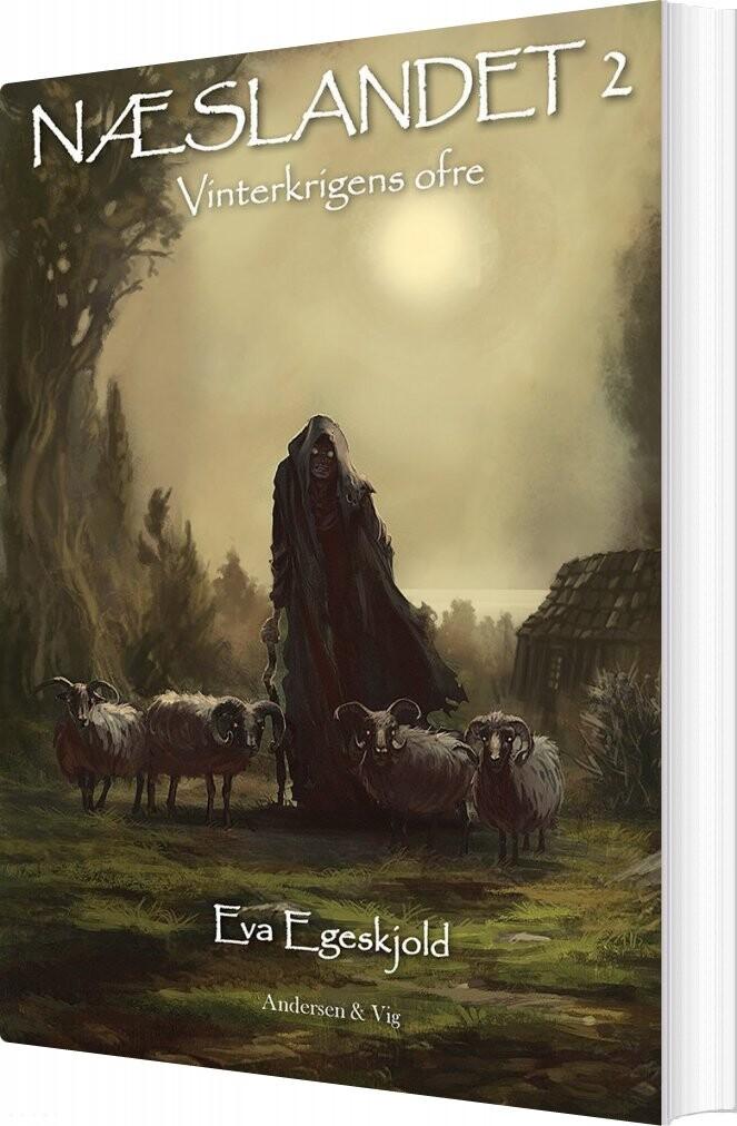 Image of   Næslandet 2 - Eva Egeskjold - Bog