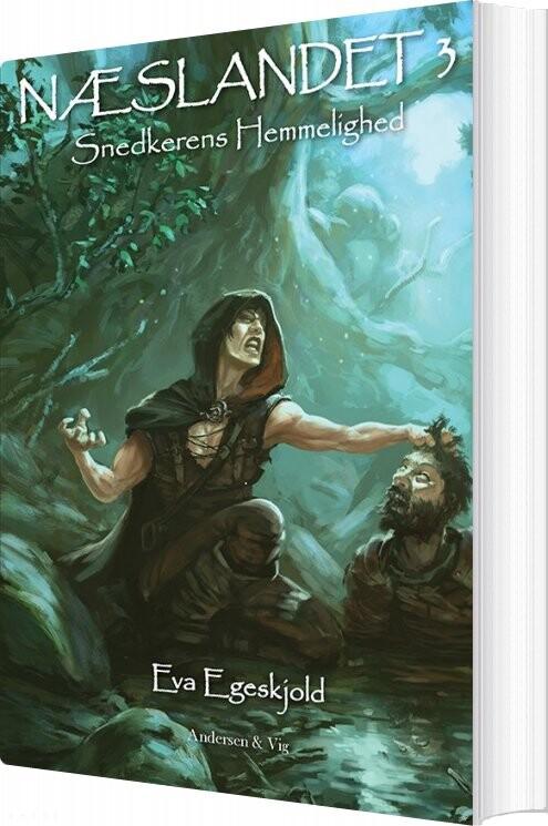 Image of   Næslandet 3 - Eva Egeskjold - Bog
