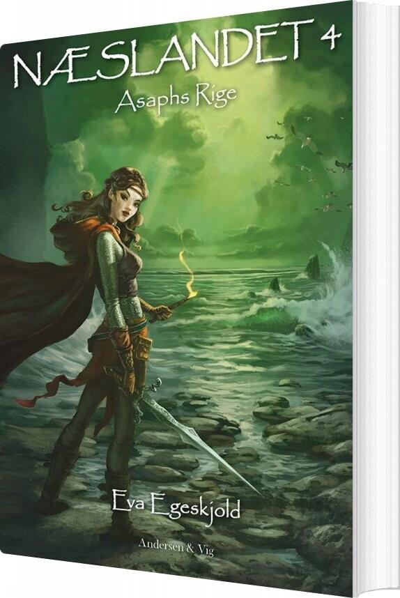 Image of   Næslandet 4 - Eva Egeskjold - Bog