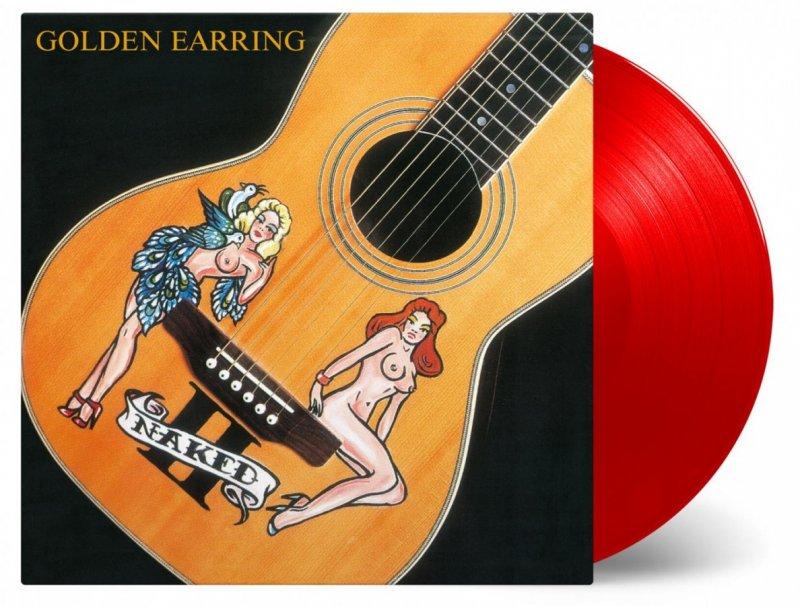 Golden Earring - Naked Ii - Colored - Vinyl / LP