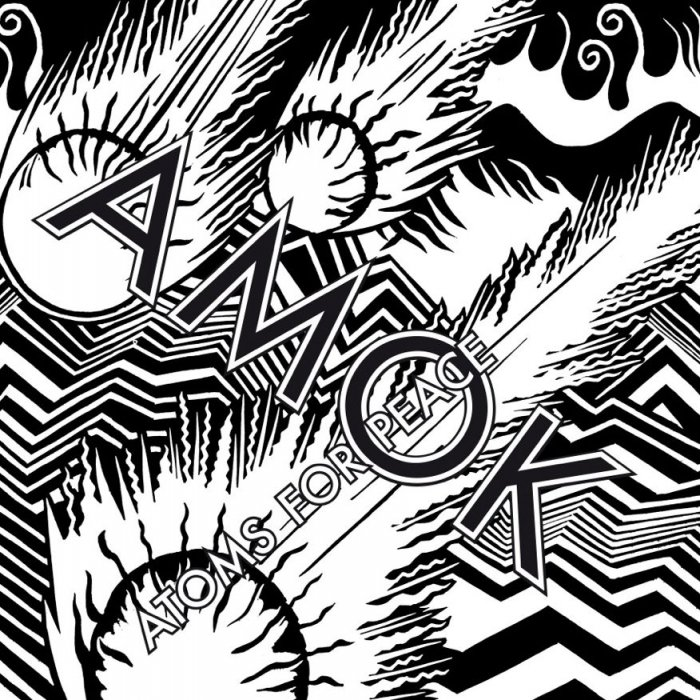 Image of   Atoms For Peace - Amok - Deluxe - CD