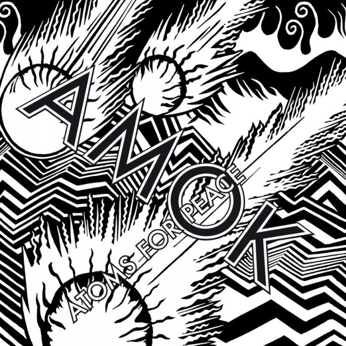 Image of   Atoms For Peace - Amok - CD