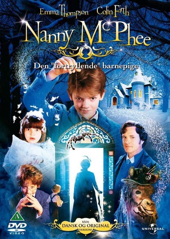 Billede af Nanny Mcphee - Den Fortryllende Barnepige - DVD - Film