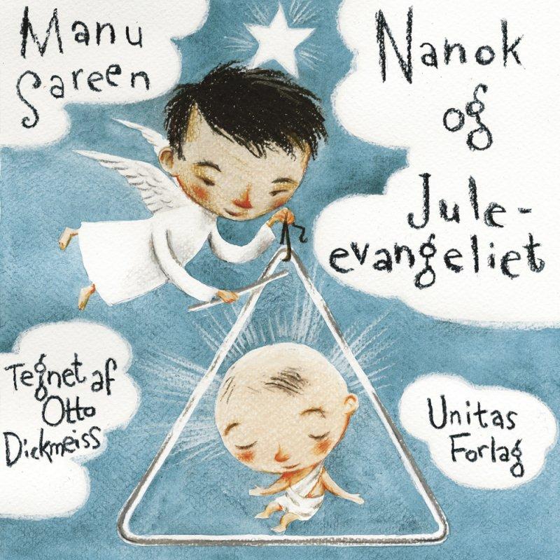Nanok Og Juleevangeliet - Manu Sareen - Bog